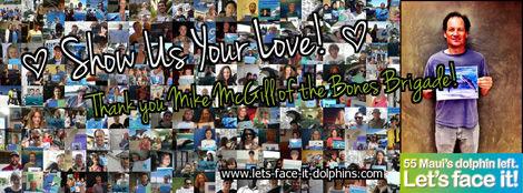 Another fun way to Show your Love and spread the word