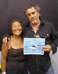 Steve Olson & Peggy Oki