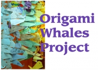 Origami Whales Project - Peggy Oki